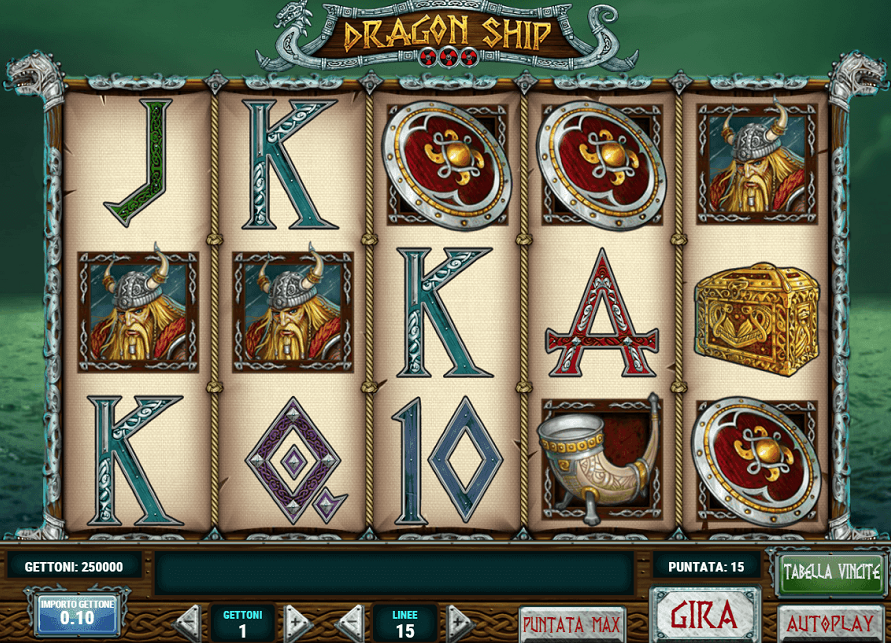Spiele Dragonship - Video Slots Online